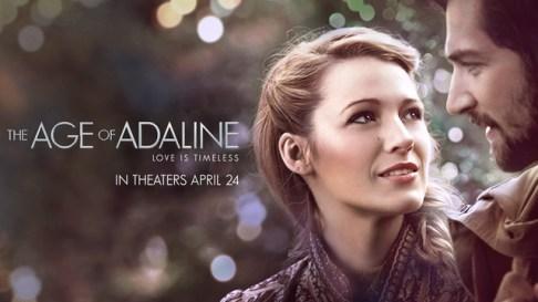 Top ten romantic movies 2015 the age of adaline