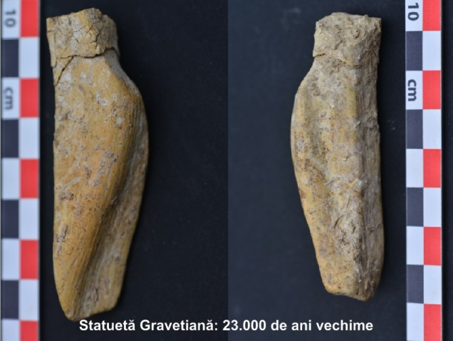 Statueta-gravetiana