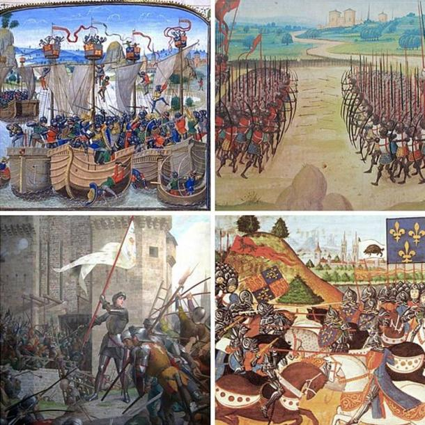 battles-of-the-Hundred-Years-War