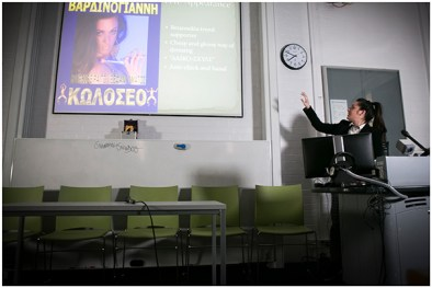 SEXUALITY AND GENDER IN TIMES OF CRISIS: LIVE ART AND FEMINISM IN GREECE