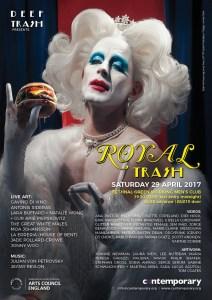 Royal Trash Poster