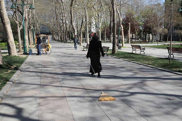 IQAC, Sunday Event II: Gezi Park, 2014. Photo: Leman Sevda Darıcıoglu.