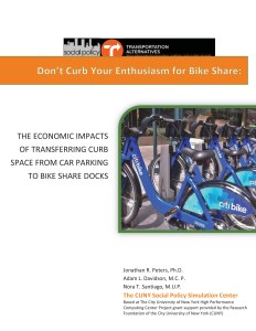 Bike Share Research Final Report - Peters et al - November 25, 2