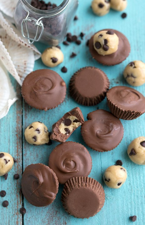 Cookie Dough Cups