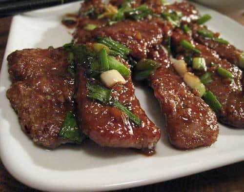 Copycat Recipe PF Changs Mongolian Beef Cupcake Diaries