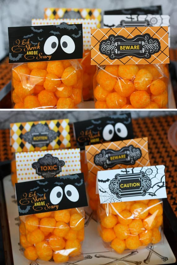 The One With More Halloween Party Ideas Cupcake Diaries