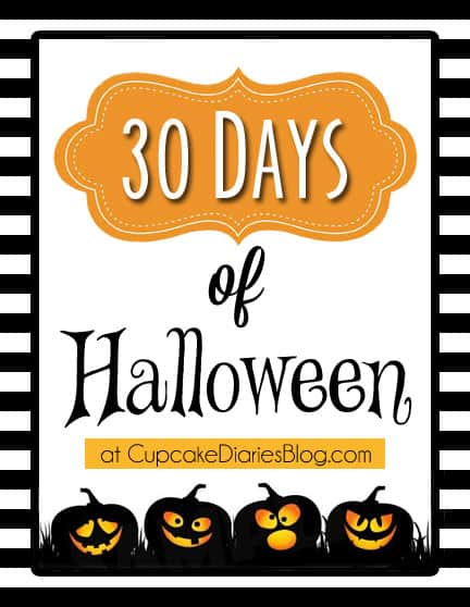 30 Days of Halloween 2014