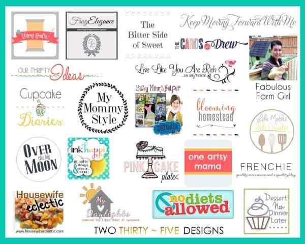 KitchenAid Giveaway Logos
