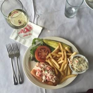 Lobster Dining Bristol Rhode Island