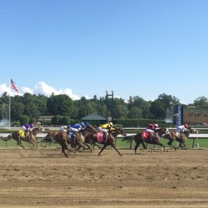 Saratoga Rack Track // Cupcake N Dreams // Friday Favorites
