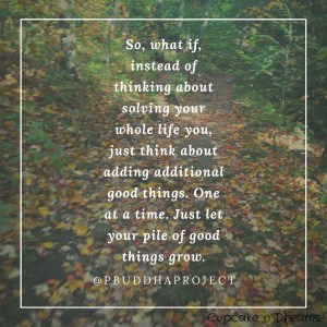 Buddha Quote good things