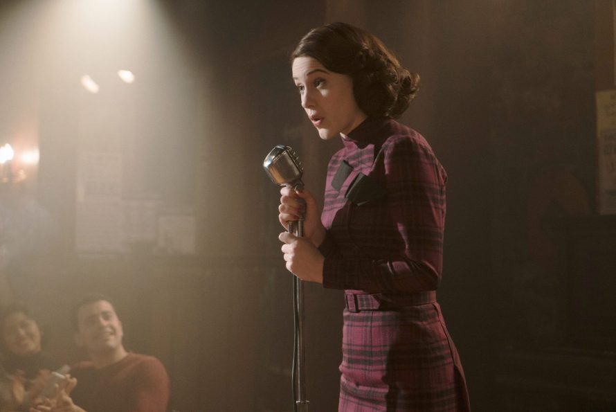 Marvelous Mrs Maisel Amazon original TV Series