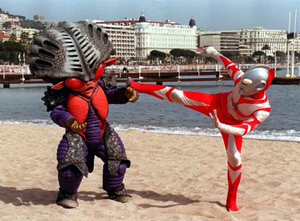 Monsters heroes Japan 70s
