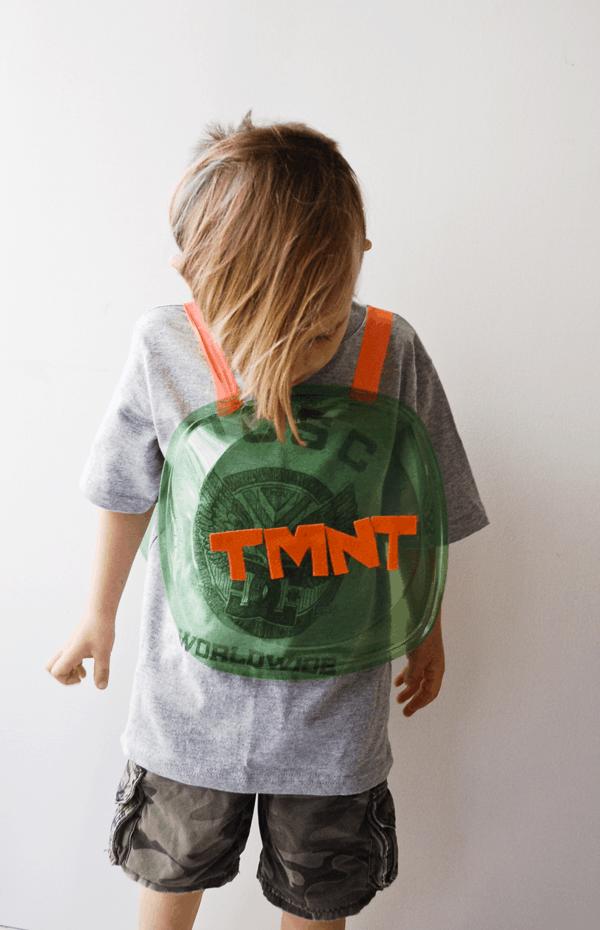 Disfraz Tortugas Ninja DIY