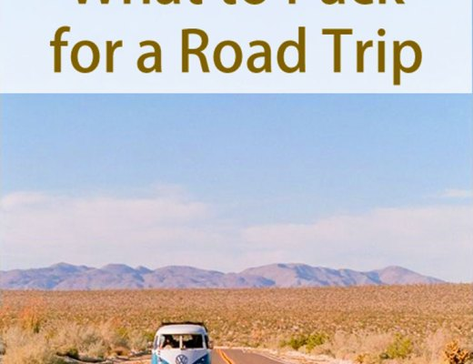 What to Pack for a Road Trip | www.cupcakesandthecosmos.com
