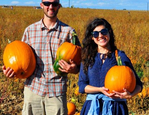 Rock Creek Pumpkin Patch Colorado | www.cupcakesandthecosmos.com
