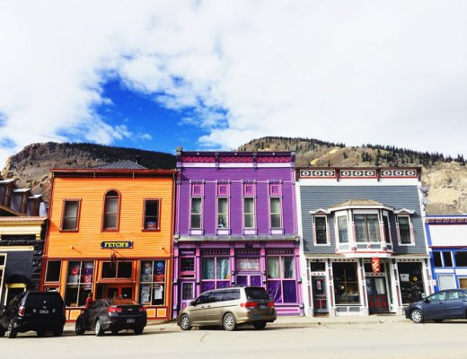 Colorful Shops in Silverton Colorado | www.cupcakesandthecosmos.com