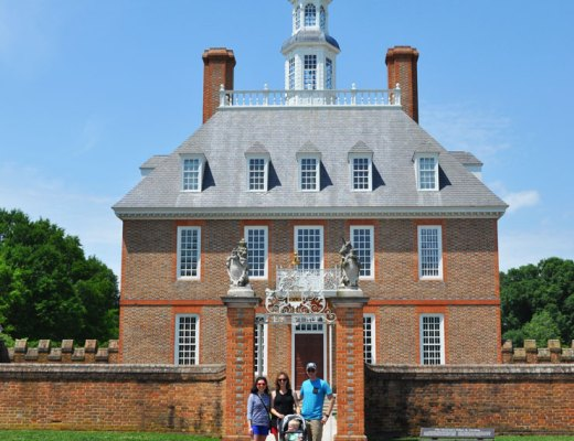 Memorial Day Weekend: Colonial Williamsburg in Virginia | www.cupcakesandthecosmos.com