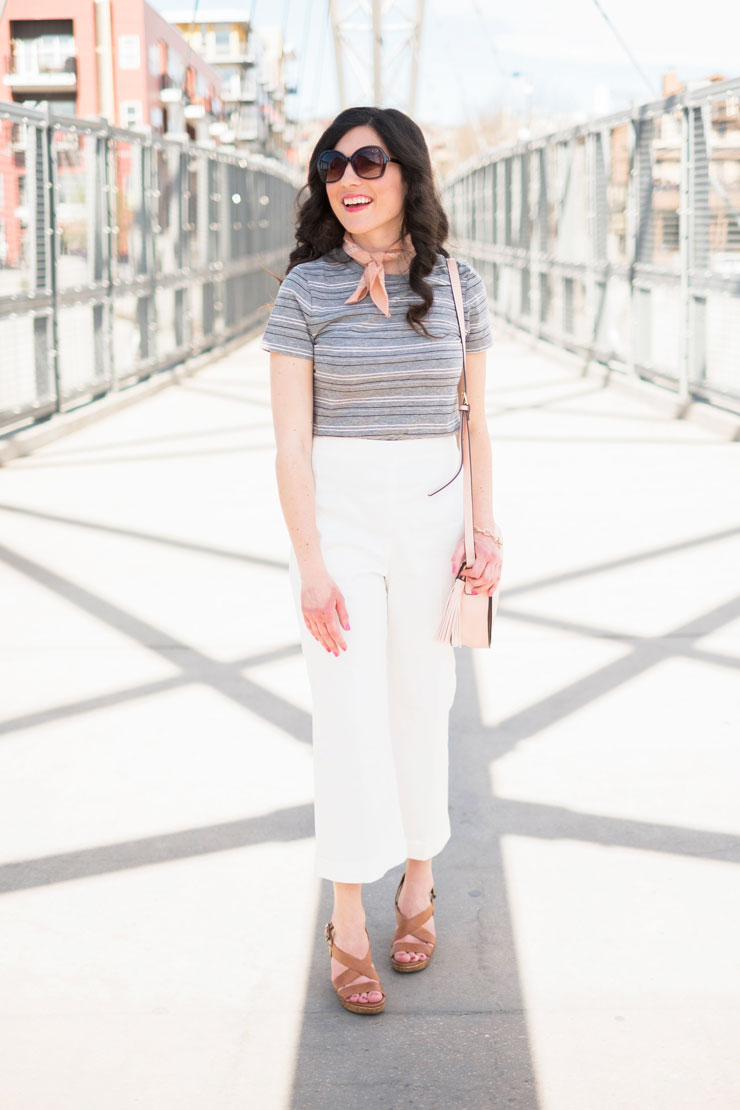 Summer Sailor Inspired Outfit | www.cupcakesandthecosmos.com