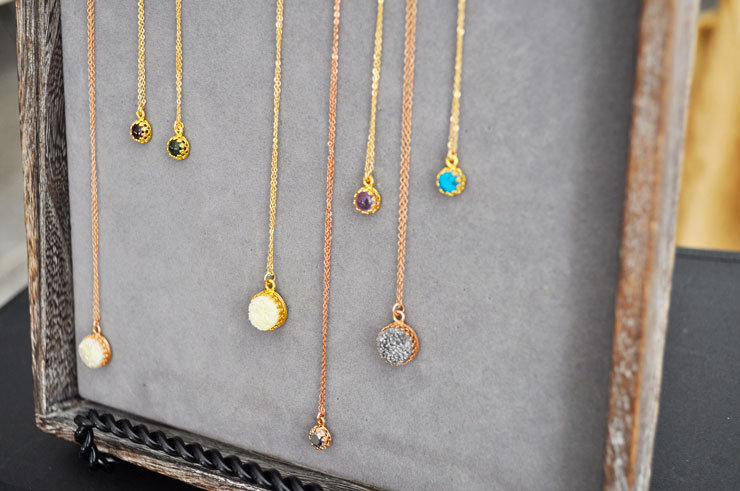 Rice Village Flea Market, By K Jones Jewelry | www.cupcakesandthecosmos.com