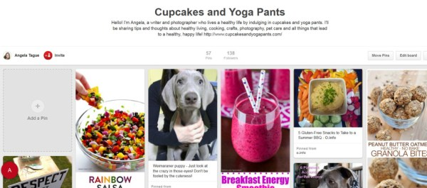 Cupcakes and Yoga Pants is on Pinterest