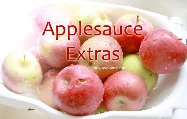 Applesauce Extras