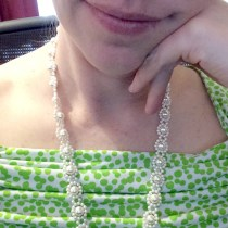 I'm Wearing Pearls Today