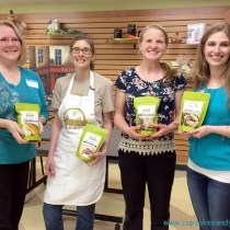 Pizza and Cupcakes with the Siouxland Celiac Support Group