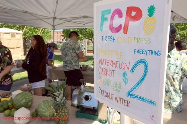 Coconut + Watermelon Fresh Cold Press Juice