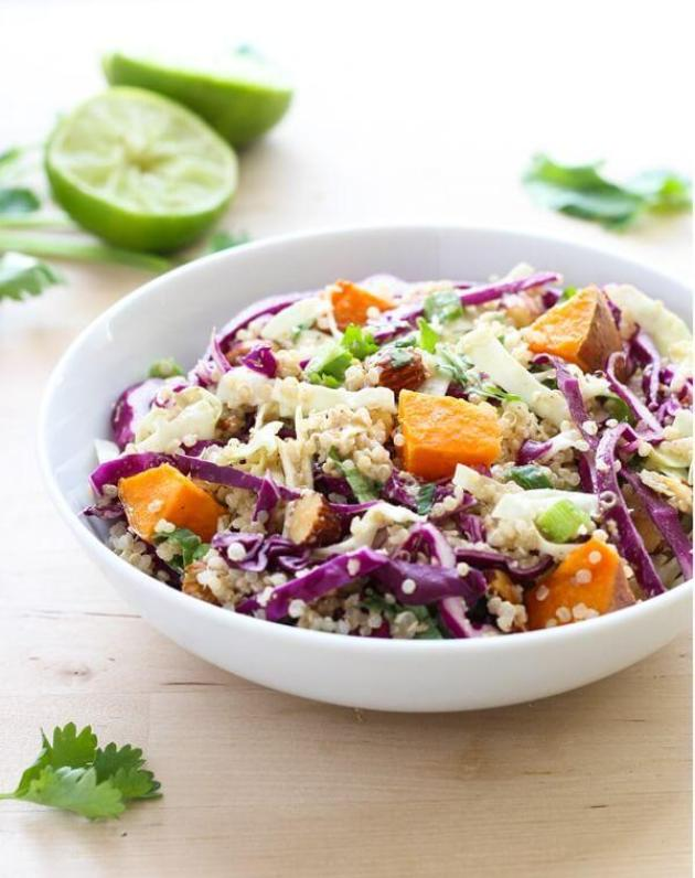 Crunchy-Quinoa-Power-Bowl-with-Almond-Butter-Dressing-04_thumb