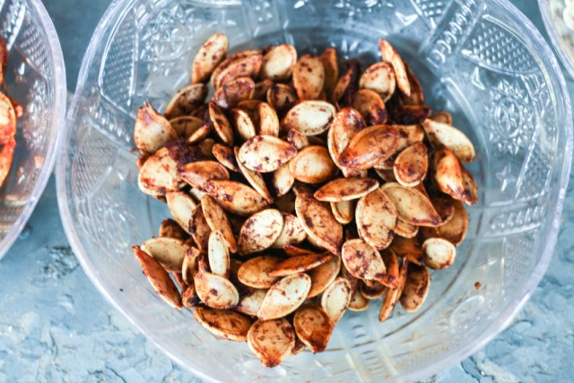 Pumpkin PIe Pumpkin Seeds