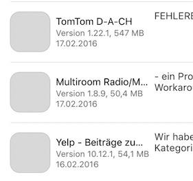 AppStore Updates (1)