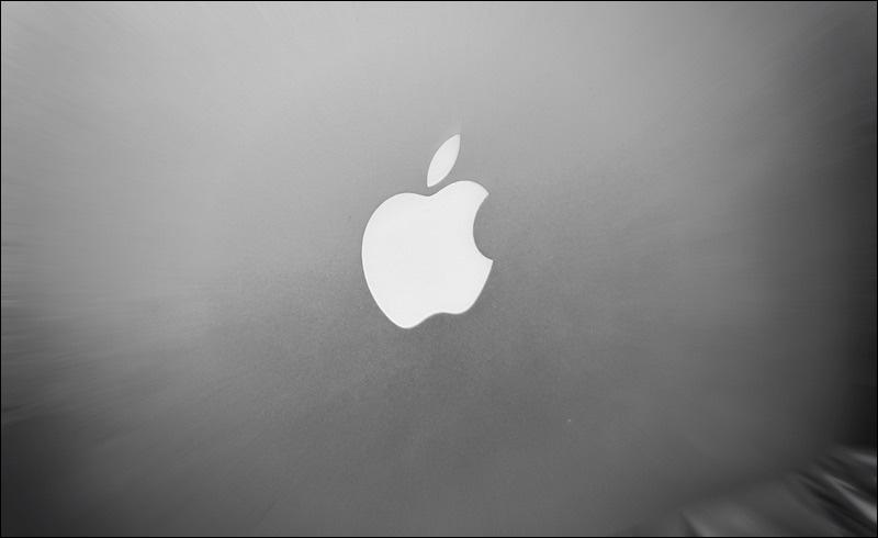 Die Zeiten des illuminierten Apfels sind vorbei… (Foto: Ulf Cronenberg)