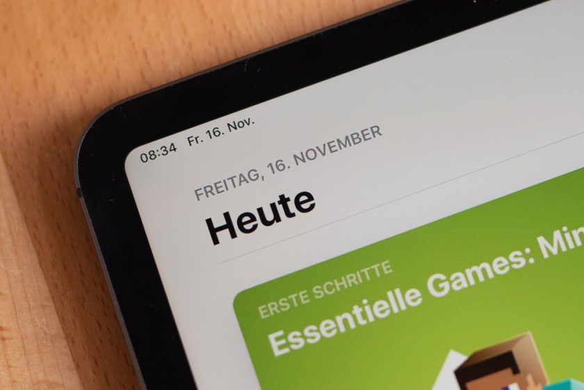 iPad Pro mit Face ID 12,9 Zoll (2018)
