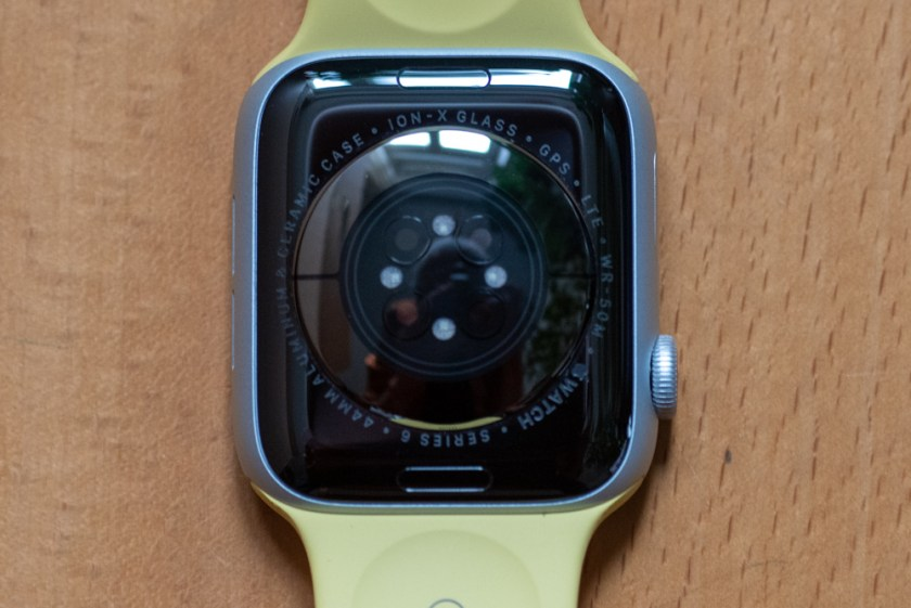 Apple Watch Series 6– Sensor