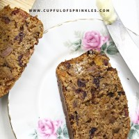 Yummy Bread (Fruit Tea Loaf)