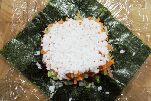Origirazu... Sushi Sandwich!