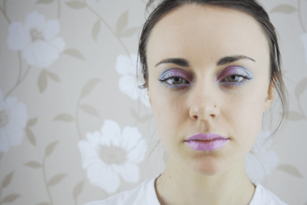 Watercolour Eyes Make Up Tutorial