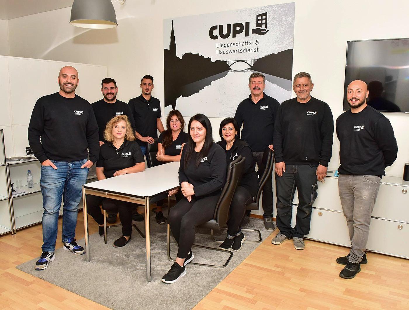 Cupi GmbH Team