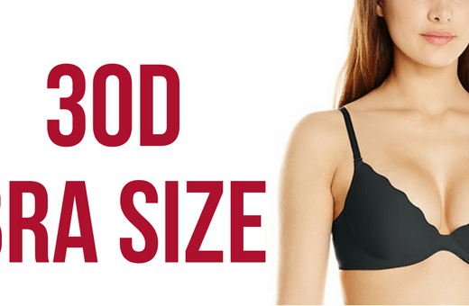 Celebrities with Bra Size 30D | Celebrities with Cup Size 30D