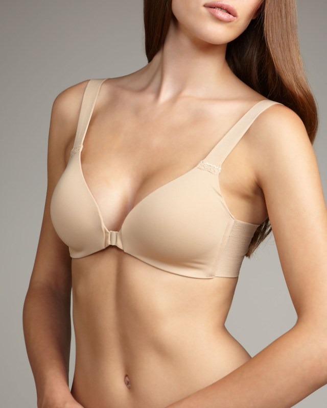 bra types front closure bra