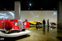 Petersen Automotive Museum Ground Floor