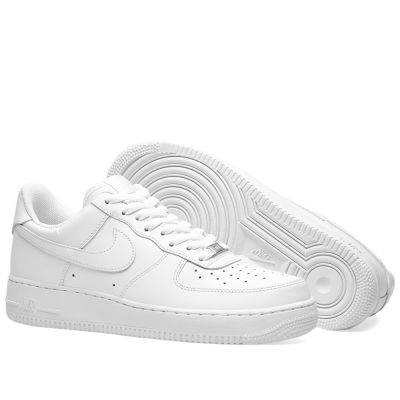 Tenis Deportivos Para Hombre Nike Air Force blancos por solo ...