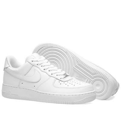 mas bajo precio online aquí original de costura caliente Tenis Deportivos Para Hombre Nike Air Force blancos por solo ...