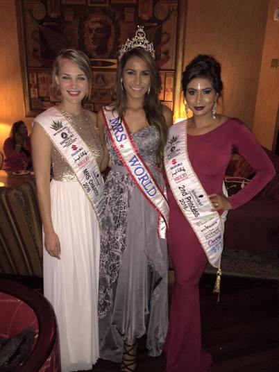 Mrs SA is Mrs World 2016