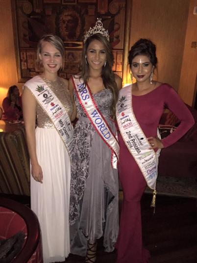 Mrs SA is Mrs World 2016