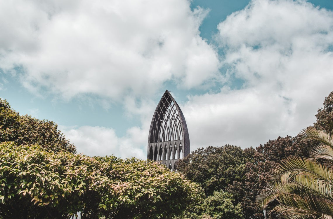 Church design plaza de armas Things to do in Osorno Chile travel guide