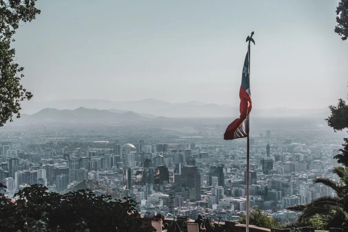 santiago travel guide chile