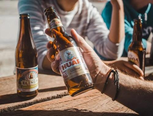 beer bolivia uyuni brand guide marketing bolivia huari quinoa quinua el inca cactus wheat lager alcohol local craft