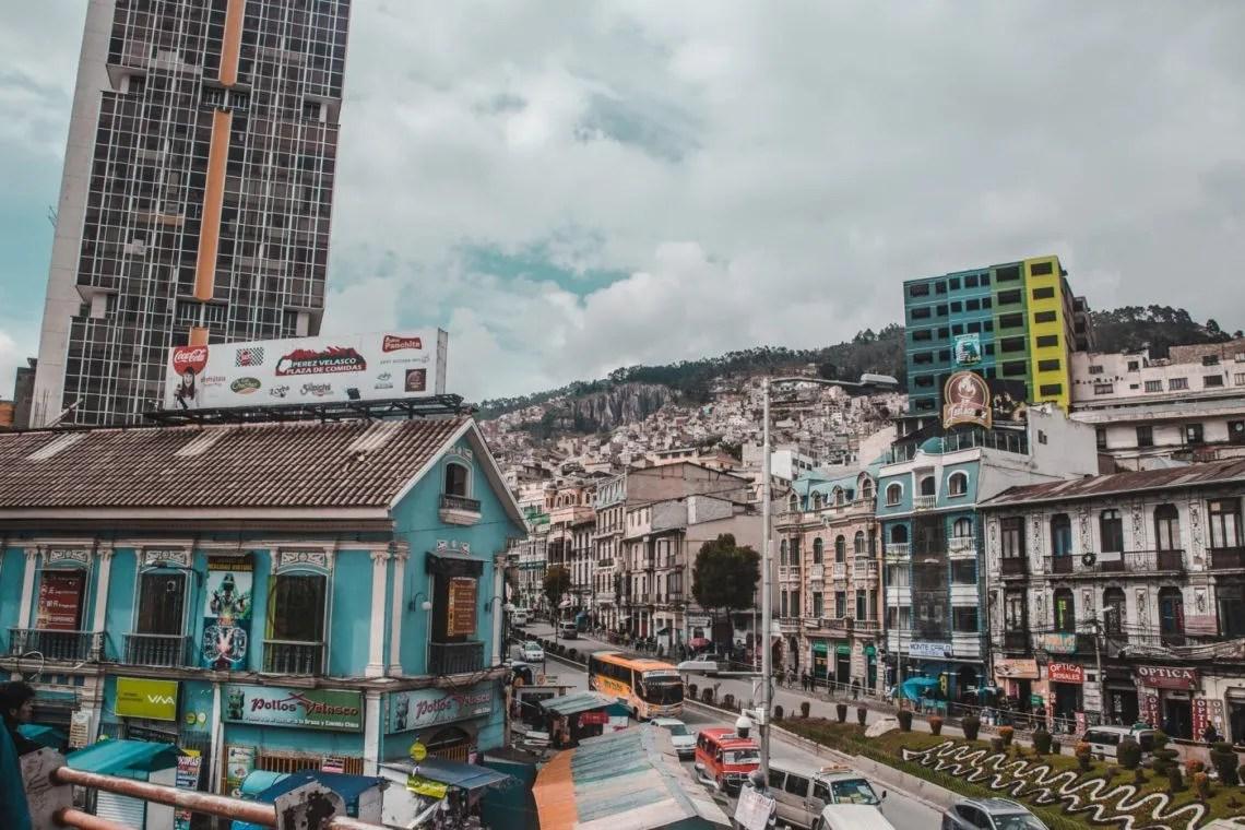 la paz city guide tour bolivia capital travel tips